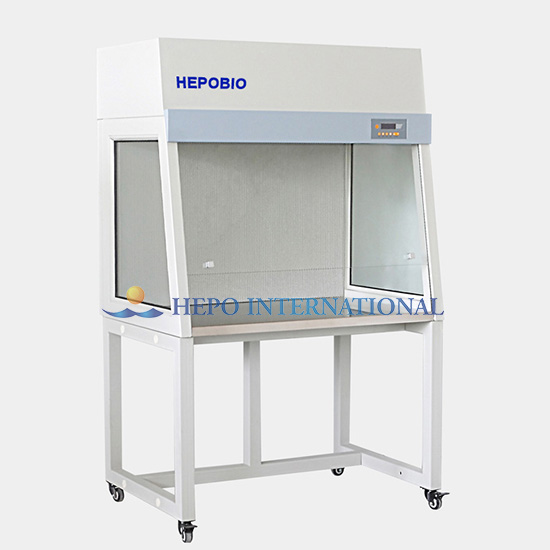 Laboratory Vertical Laminar Air Flow Clean Operation Cabinet