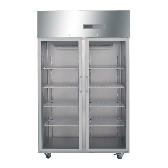 Full Stainless Steel Large Capacity Medical Refrigerator