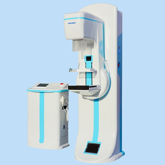 High End C-arm Vertical Movement Mammography Radiography System