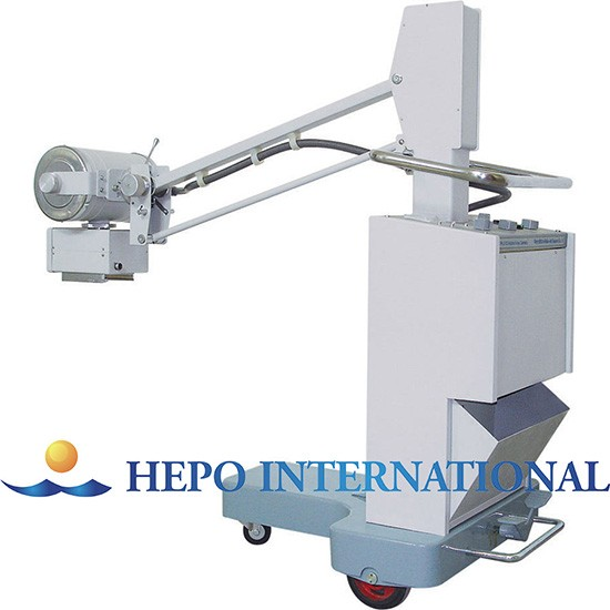 Popular Mobile Human Body Mobile X-ray Machine