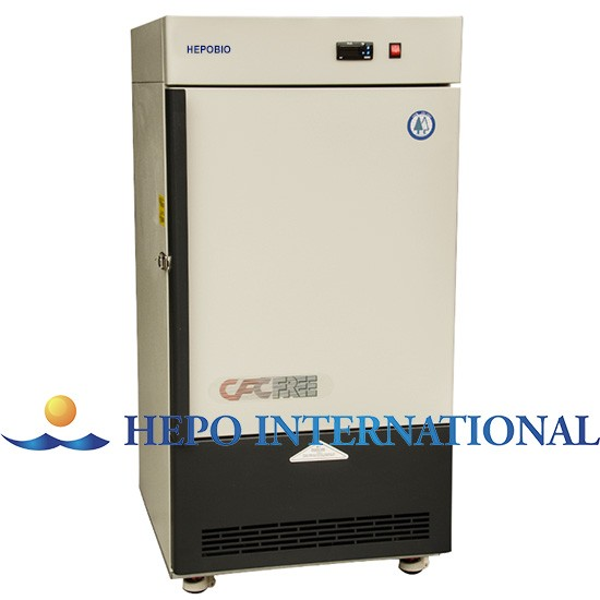 Minus 65 Centigrade High End Ultra low Temperature Upright Deep Freezer