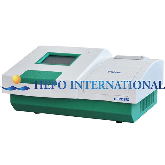 Laboratory 8 Channels Touch Screen Microplate Reader