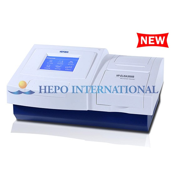 Advanced Windows System Touch Screen OEM ELISA Reader