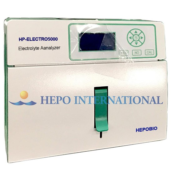 Blood ISE Electrolyte Analyzer
