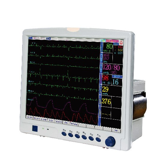 Clinical Multi Parameters Patient Monitor