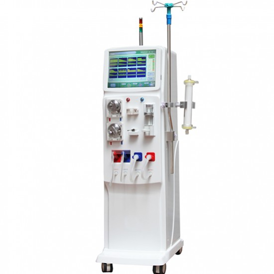 Classical Safety Renal Failure Blood Cleaning Haemodialysis Machine