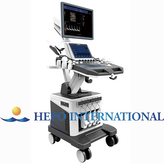 4D Cardiac Fetal Color Ultrasound Doppler Imaging Machine With CW function