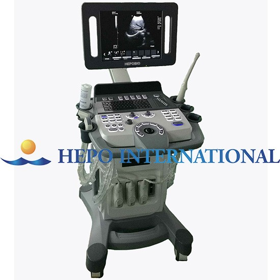 Hospital Popular Full Digital Color Doppler Ultrasound Diagnostic System With CW
