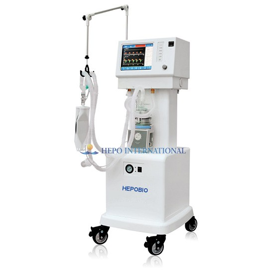 High End Hospital Operator Multifunctional Ventilator